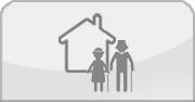 Rentenversicherung Icon