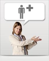 Berufunfähigkeitsversicherung Icon